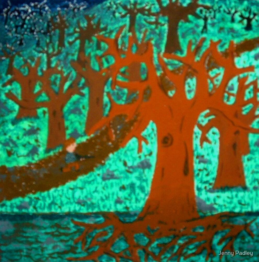 Spooky  by Jenny Padley