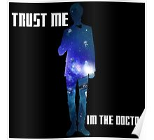 Matt Smith - Galaxy  Poster