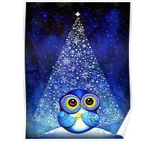 Owl Wish Upon a Star Poster