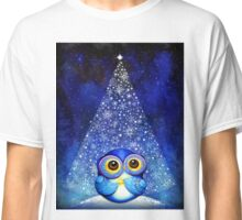 Owl Wish Upon a Star Classic T-Shirt