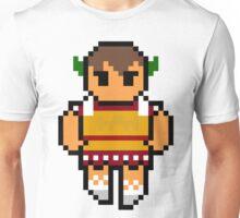 Pixel Caeser Unisex T-Shirt