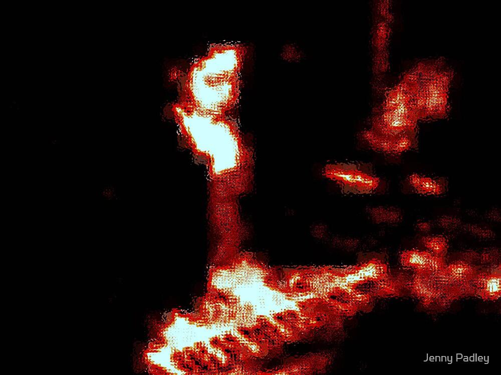 Fire music by Jenny Padley