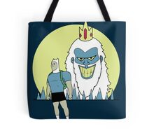 Batfinn The Algebraic Series Tote Bag