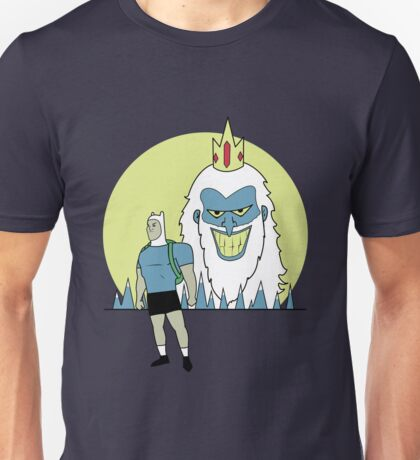 Batfinn The Algebraic Series Unisex T-Shirt
