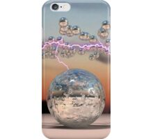 Polychromatic Energy Spheres and Pillars iPhone Case/Skin