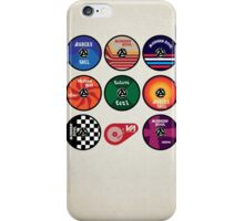 Modern Soul 45's iPhone Case/Skin