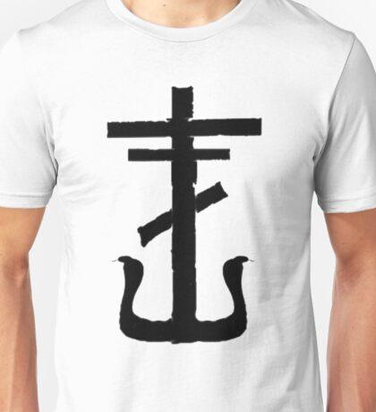 Frnkiero Cross Logo Unisex T-Shirt