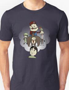 The Marvelous Mind of Miyamoto T-Shirt