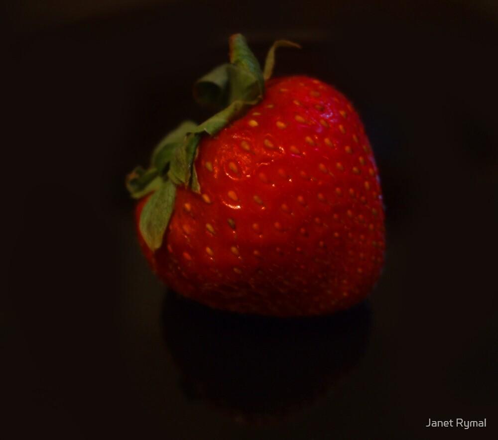 Strawberry by Janet Rymal