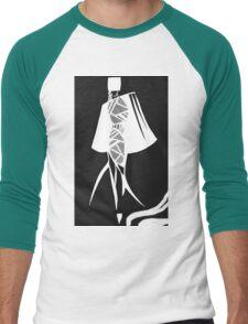 I mean business - Series 2 Men's Baseball ¾ T-Shirt