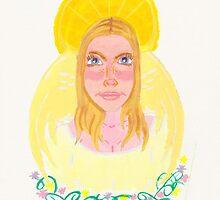 light angel by nat85
