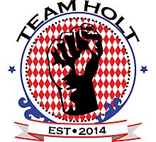Team Holt Photographic Print