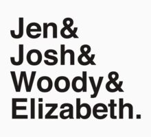 Jen & Josh & Woody & Elizabeth. Kids Clothes