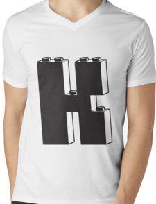 THE LETTER K Mens V-Neck T-Shirt