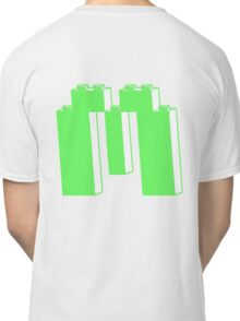 THE LETTER M, Customize My Minifig Classic T-Shirt