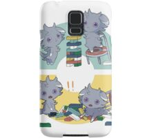 spurrs pokemons playing Samsung Galaxy Case/Skin