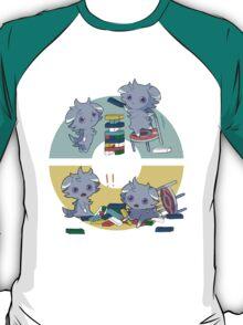 spurrs pokemons playing T-Shirt
