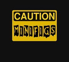 Caution Minifigs Sign Unisex T-Shirt