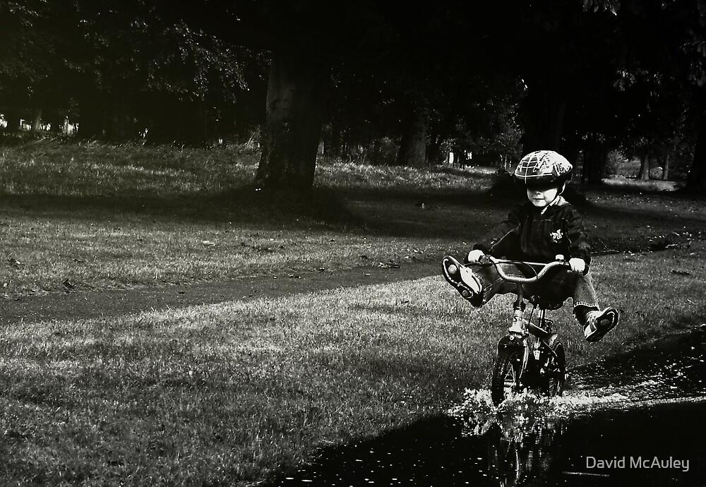 Free Wheelin' by David McAuley