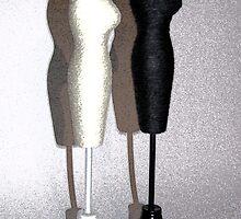 Fashionistas by michelleduerden