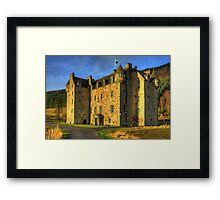 Menzies Castle Framed Print