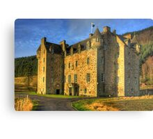 Menzies Castle Metal Print