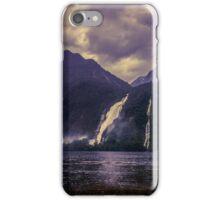Milford moods iPhone Case/Skin