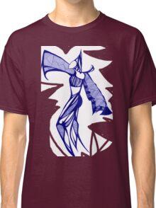 Blue Harem Classic T-Shirt