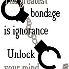 Unlock Your Mind by PharrisArt