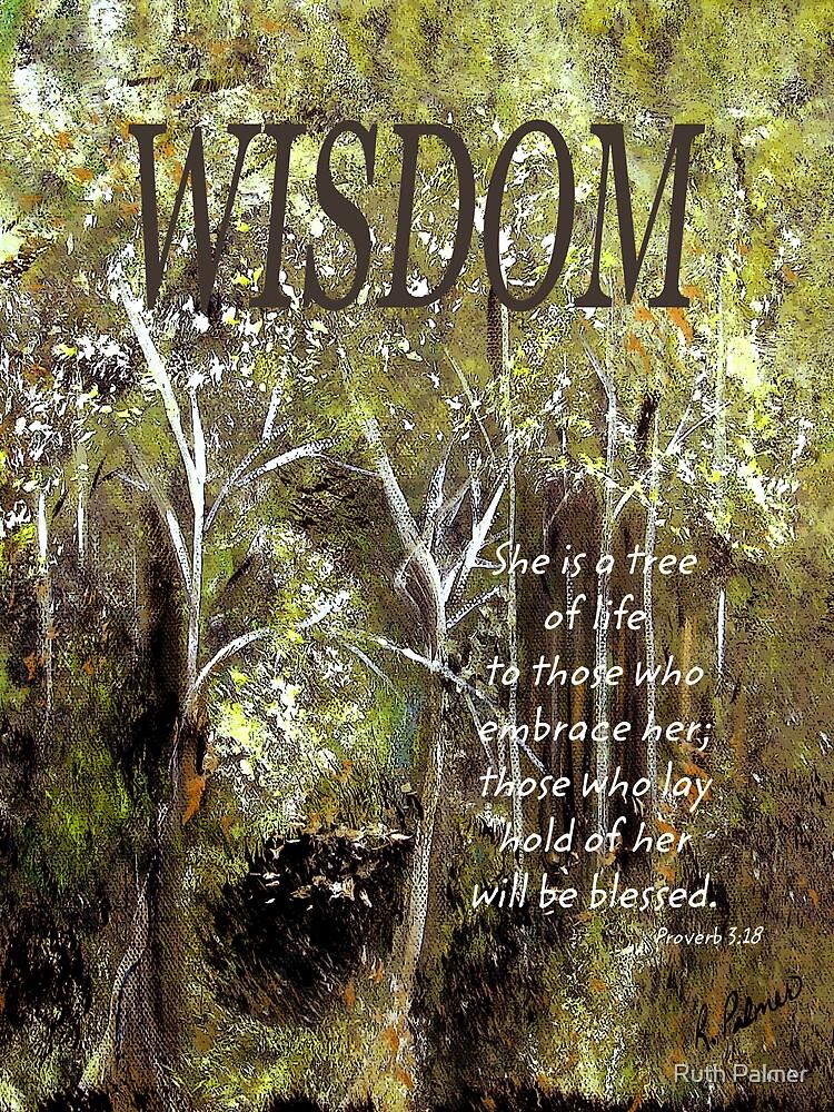 WISDOM by Ruth Palmer