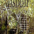 WISDOM by Ruth Palmer