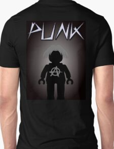 Punk Guitarist Minifig, Customize My Minifig T-Shirt