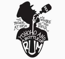 Yohoho And A Bottle Of Rum T-Shirt