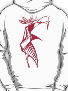 Red Warrior Queen T-Shirt