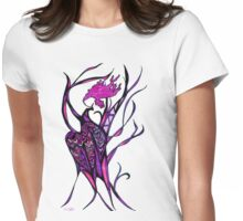 Care-free Womens Fitted T-Shirt