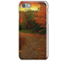One step after another iPhone Case/Skin