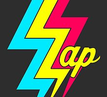 Zap! by papabuju