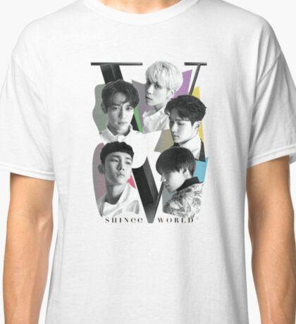 SHINee - Tour Poster Classic T-Shirt