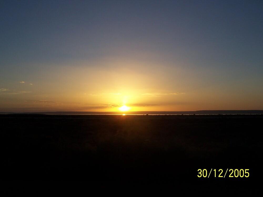 sunset by Cutemoo17