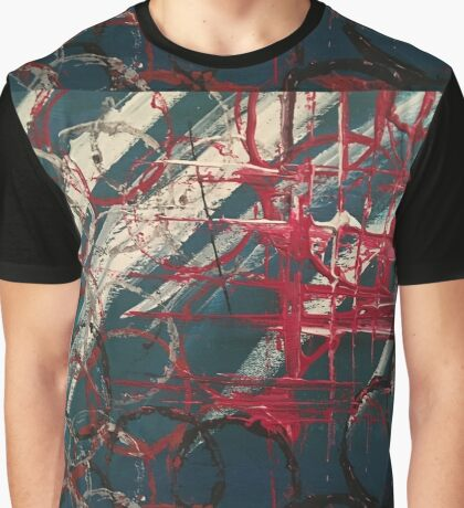 "Orginal painting ""lost in space"" Graphic T-Shirt"