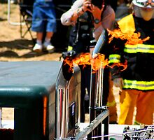 Fire Truck by Jason Adams