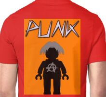 Punk Guitarist Minifig, Customize My Minifig Unisex T-Shirt