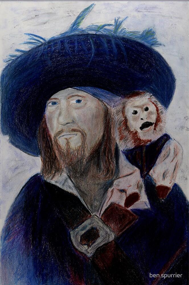pirate by ben spurrier