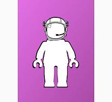 Banksy Style Astronaut Minifig,  Customize My Minifig Unisex T-Shirt