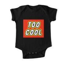 TOO COOL One Piece - Short Sleeve