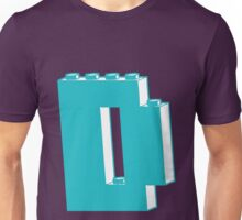 THE LETTER D, Customize My Minifig Unisex T-Shirt