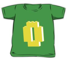 THE LETTER O, Customize My Minifig Kids Tee