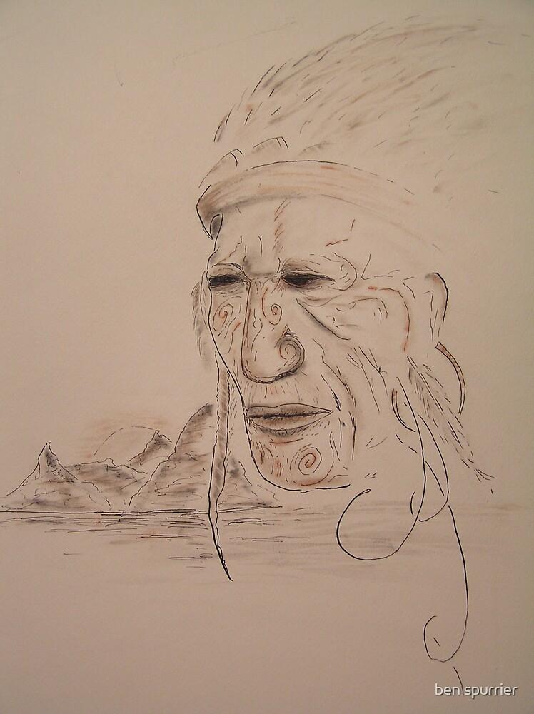 spirit native by ben spurrier