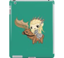 Thranduil iPad Case/Skin