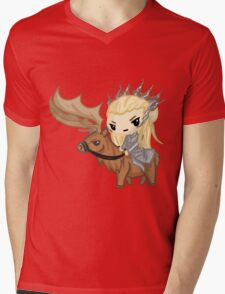 Thranduil Mens V-Neck T-Shirt